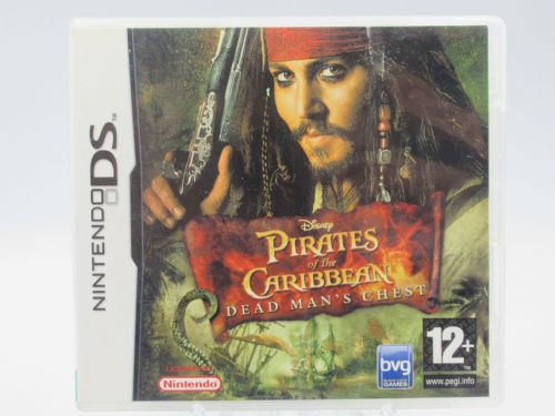 Pirates of the Caribbean Dead Man's Chest (Nintendo DS)